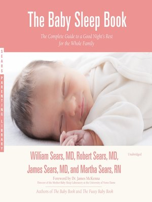 cover image of The Baby Sleep Book