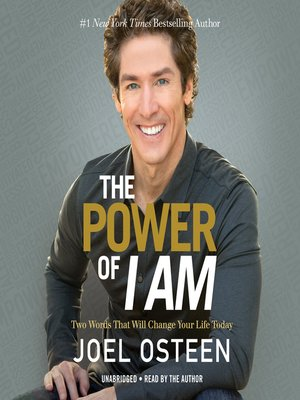 cover image of The Power of I Am