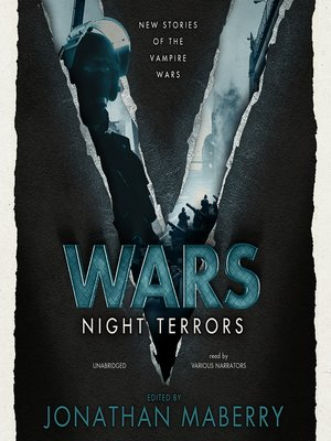 cover image of Night Terrors: New Stories of the Vampire Wars