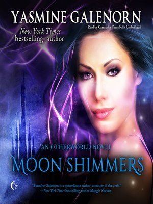 cover image of Moon Shimmers