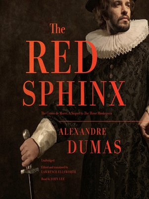 cover image of The Red Sphinx