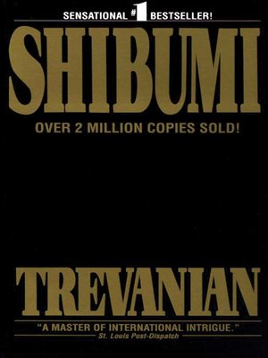 cover image of Shibumi