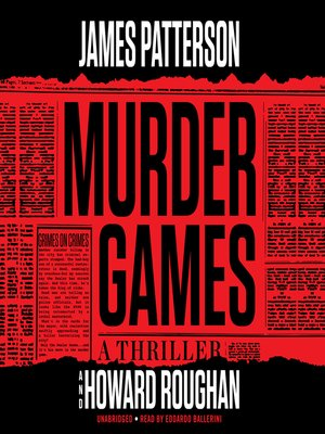 cover image of Murder Games