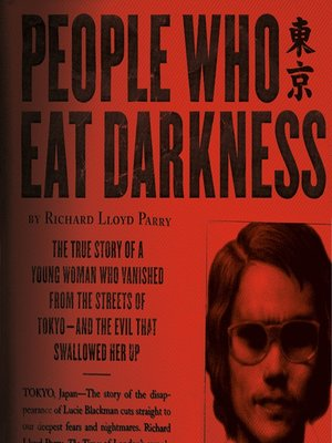 cover image of People Who Eat Darkness