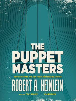 cover image of The Puppet Masters