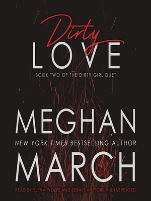 cover image of Dirty Love