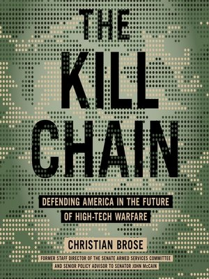 cover image of The Kill Chain