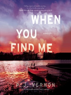 cover image of When You Find Me