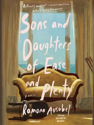 cover image of Sons and Daughters of Ease and Plenty