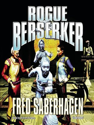 cover image of Rogue Berserker