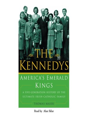 cover image of The Kennedys