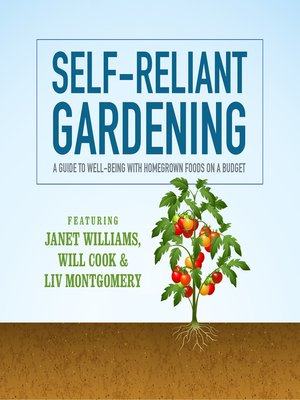 cover image of Self-Reliant Gardening