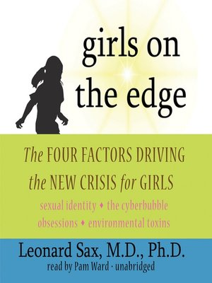 cover image of Girls on the Edge