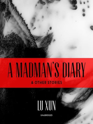 cover image of A Madman's Diary, and Other Stories