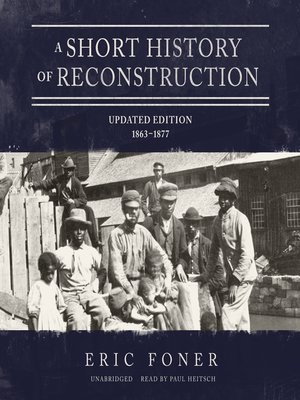 cover image of A Short History of Reconstruction