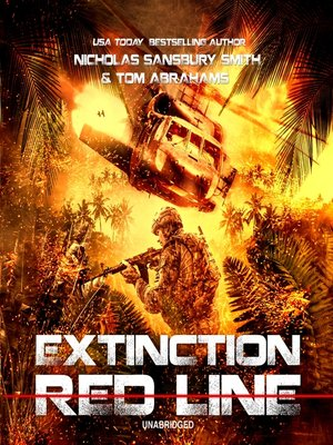 cover image of Extinction Red Line