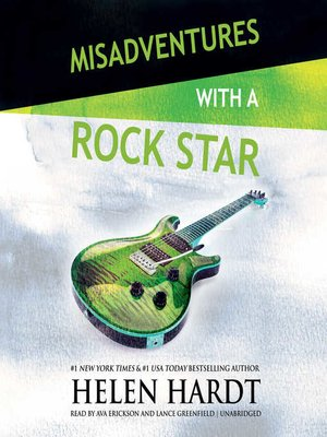 cover image of Misadventures with a Rock Star