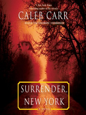 cover image of Surrender, New York