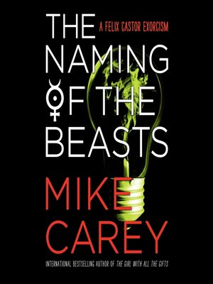 cover image of The Naming of the Beasts