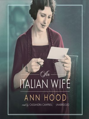 cover image of An Italian Wife