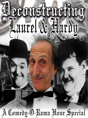 cover image of Deconstructing Laurel & Hardy