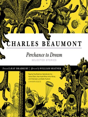 cover image of Perchance to Dream