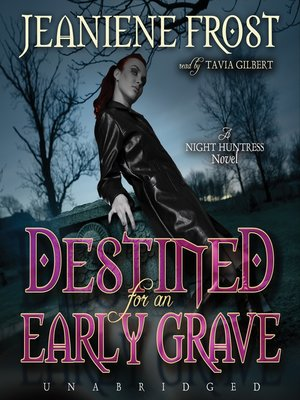 cover image of Destined for an Early Grave