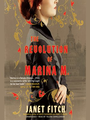 cover image of The Revolution of Marina M.
