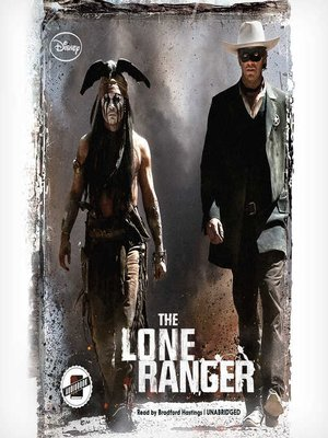 cover image of The Lone Ranger