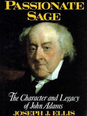 cover image of Passionate Sage
