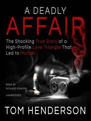 cover image of A Deadly Affair