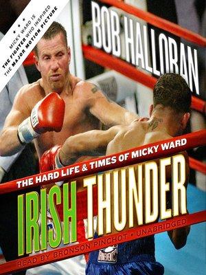cover image of Irish Thunder