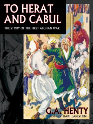 cover image of To Herat and Cabul
