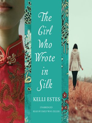 cover image of The Girl Who Wrote in Silk