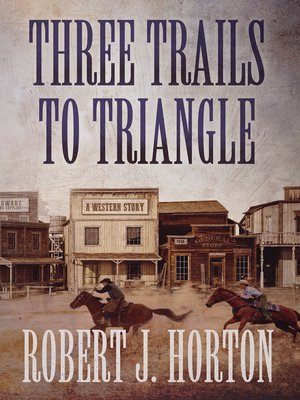 cover image of Three Trails to Triangle