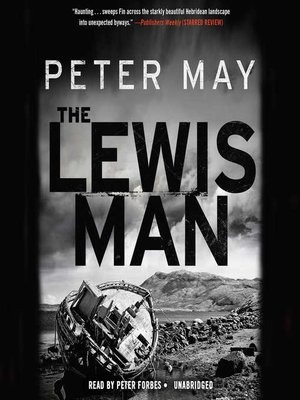 cover image of The Lewis Man