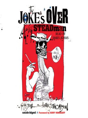 cover image of The Joke's Over