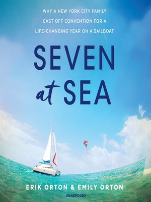 cover image of Seven at Sea
