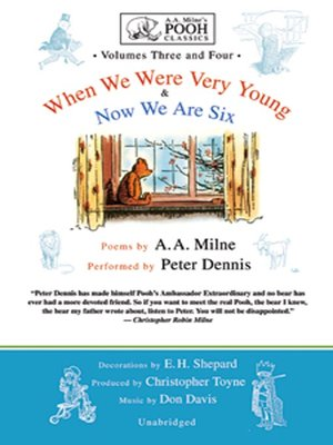 cover image of When We Were Very Young and Now We Are Six