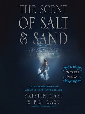 cover image of The Scent of Salt and Sand