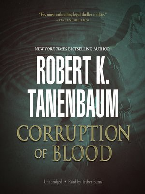 cover image of Corruption of Blood