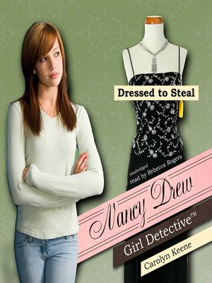 cover image of Dressed to Steal