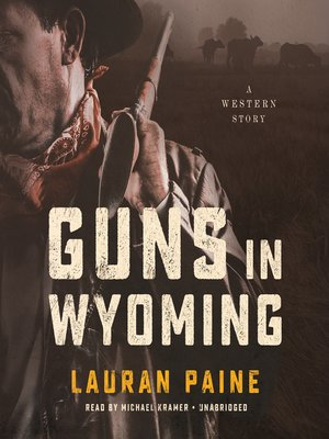 cover image of Guns in Wyoming