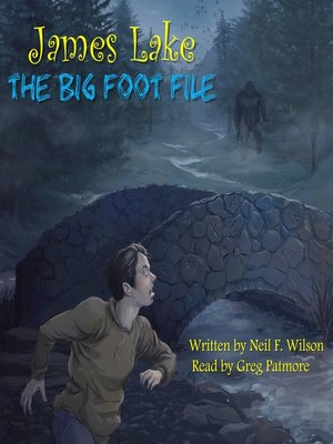 cover image of The Big Foot File