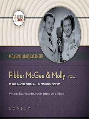 cover image of Fibber McGee & Molly, Volume 1