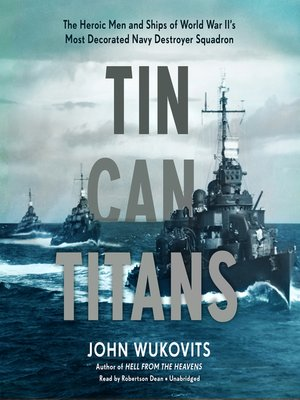 cover image of Tin Can Titans