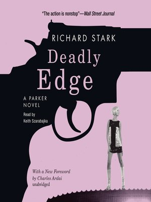 cover image of Deadly Edge