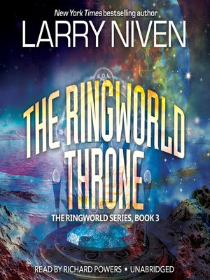 cover image of The Ringworld Throne