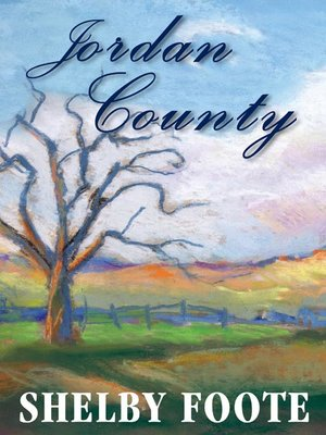 cover image of Jordan County