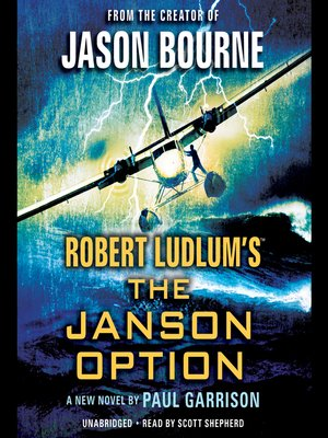 cover image of Robert Ludlum's The Janson Option